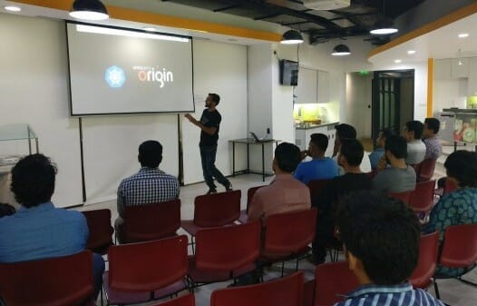 OpenShift Origin by Praveen