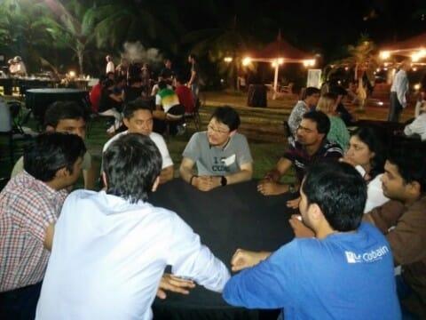 Discussion with Matz