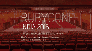 Rubyconf India 2016 Slides